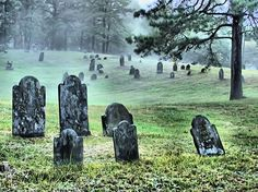 Old Cemetery - Cemeteries & Graveyards Photo (722646) - Fanpop