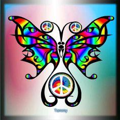 Butterfly ☮