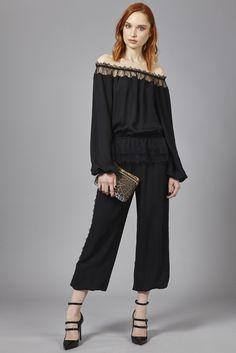 Tamara Mellon Fall 2015 Ready-to-Wear Fashion Show Look 24