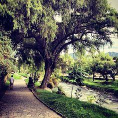 River Tomebamba in #