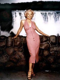 Marilyn Monroe in Henry Hathaway's 1953 film Niagara