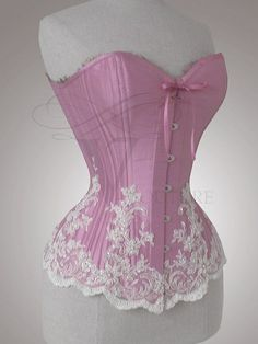 Overbust corset, made by V-Couture (www.v-couture.de).
