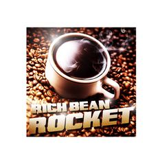 Rich Bean Rocket e-Liquid - a very strong and bitter coffee e-Liquid. Available in 0% (0mg), 0.6% (6mg), 1.2% (12mg), 1.8% (18mg) and 2.4% (24mg) nicotine strengths, 70% PG/30% VG, each bottle holds 10ml. For more information please click this link or visit dotcombong.com.