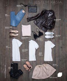Jak nosić biały t-shirt? Propozycje zestawów z białym t-shirtem.