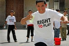 Home   Right To Play UK