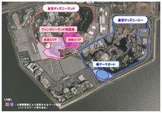 東京ディズニーランド、東京ディズニーシー今後の開発構想 大規模開発エリアのテーマ方針を一部決定 | 【公式】東京ディズニーリゾート・ブログ