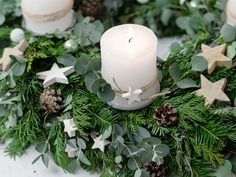 adventskranz_eucalyptus_1-1024x768 adventskranz_eucalyptus_1-1024x768 Christmas Diy, Christmas Decorations, Xmas, Table Decorations, Christmas In Germany, Advent Wreath, Aesthetic Room Decor, Jingle Bells, Pillar Candles