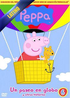 Peppa Pig - Un Paseo en Globo [2017]
