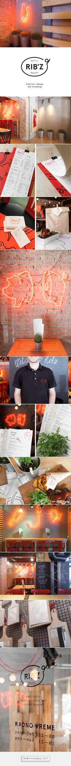 RIB'Z Grill 'n' Booze by Milena Savić