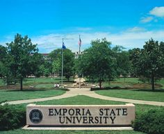 Emporia State University in Kansas is known for its Library Science Program.