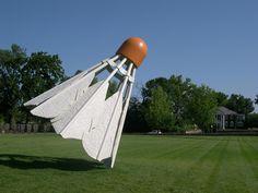 Claes Oldenburg, 1994, gigantisme