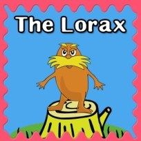 The Lorax Toddler Pack