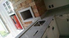 Cozinha na Casa de Praia
