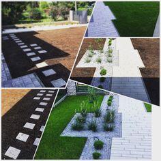 #projektogrodu #realizacja #budowaogrodu #artist #project #garden #gardendesign