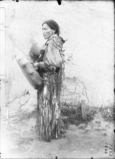 Якутка шаманка. 1897-1902