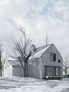 The work of firm Rzemioslo Architektoniczne - NordicDesign