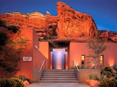 "Sedona, Arizona- Mii Amo - 10 Best Destination Spas of 2014  -""The staff and facilities are phenomenal"" at this ""outstanding, outlandish spa retreat"" connected to the Enchantment Resort in a red-rock canyon sacred to Native Americans.  Guests choose from 3- 4-and 7 night programs, called Journeys, that include spa treatments."