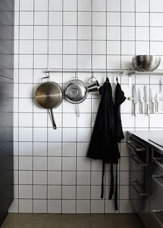 Cool kitchen detail. #kitchen #interiors #minimal