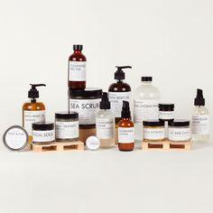 Natural, Nourishing Botanical Bodycare by FIG+YARROW - 100% organic, botanics-based beauty products   MONOQI
