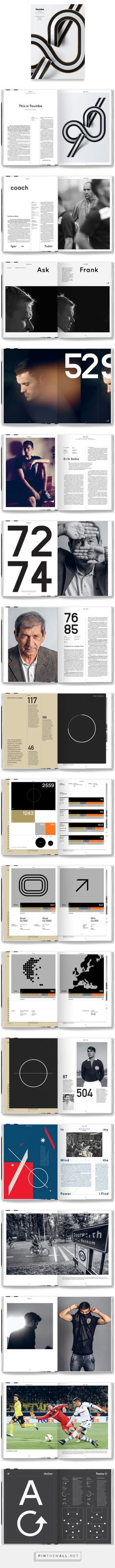Toumba Magazine on Behance... - a grouped images picture - Pin Them All
