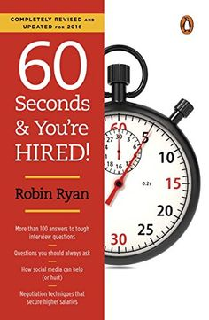 60 Seconds and You're Hired! by Robin Ryan http://www.amazon.com/dp/0143128507/ref=cm_sw_r_pi_dp_48gPvb1PDQ3Q3