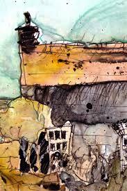 Image result for john blockley gallery Watercolor Images, Watercolor Artists, Watercolor Techniques, Watercolor Paintings, Watercolours, Landscape Artwork, Watercolor Landscape, Abstract Watercolor, Abstract Landscape