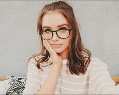 jess conte hair and style