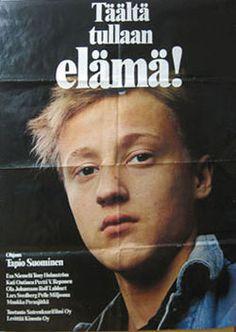 Elokuvan julisteessa Esa Niemelä