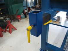 Welding Table With Pull Out Extensions