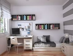 love it. guest room/ office