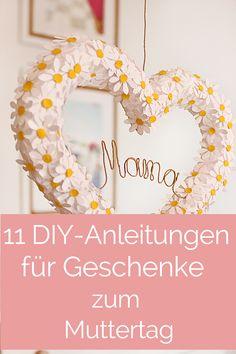 DIYnstag: 11 Kreativ-Ideen für ein selbstgemachtes Geschenk zum #Muttertag | Foto von Mitglied Sammydemmy #SoLebIch #DIY #mothersday #presents #mommy #mom #mothersdaygift #doityourself