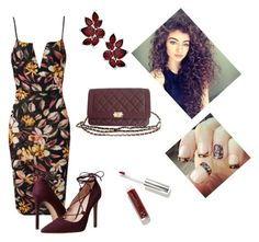 """""""Untitled #272"""" by mildabas ❤ liked on Polyvore featuring Chanel, Massimo Matteo and Modern Minerals"""