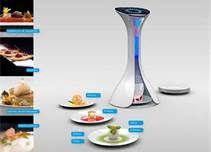 imprimante alimentaire 3D
