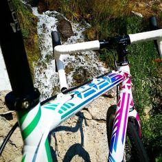 #cx365 #cycling #MUSA #waterfall #crossiscoming #paintdoping #custompaint…