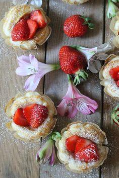 Erdbeer_Törtchen_Blätterteig_5