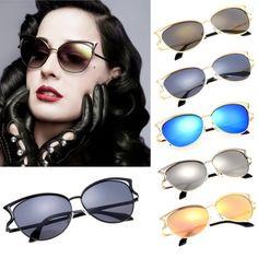 47e66d56f0 Vintage Style Men Women Sunglasses Eyewear Polarized Lens Metal Frame  Sunglasses Cool Sunglasses