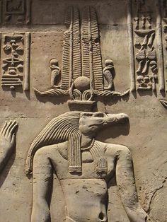 Waldorf ~ 5th grade ~ Ancient Egypt ~ Sobek, the crocodile god