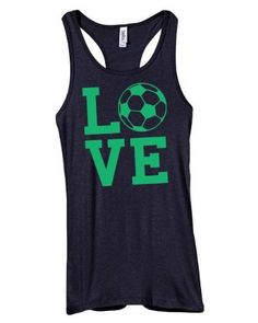 I wantttt Sporty Chic, Workout Tops, Racerback Tank, Athletic Tank Tops, Cool Outfits, Soccer, My Style, Clothes, Black
