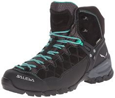Salewa Women's Alp Trainer Mid GTX Hiking Boot *** See this awesome image  : Boots