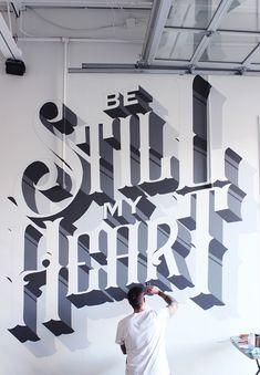 Mural Design & Illustration by Ben Johnston