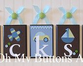 Personalized Canvas