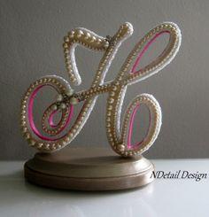 Wedding Cake Topper & Anniversary Display Custom by NDetailDesign, $105.99