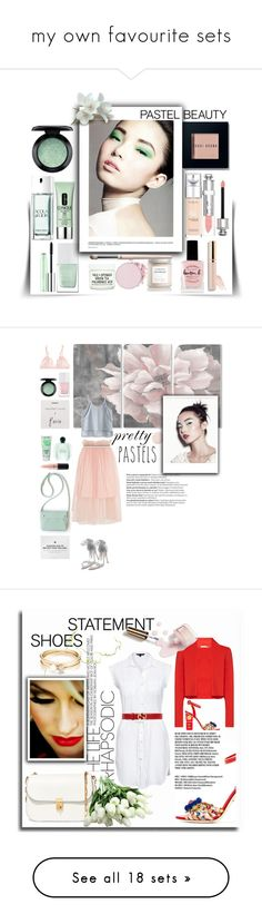 """""""my own favourite sets"""" by bluealmonds-dk ❤ liked on Polyvore featuring beauty, Bobbi Brown Cosmetics, L'Oréal Paris, Christian Dior, Beautycounter, Lauren B. Beauty, SkinCare, The Hand & Foot Spa, MAC Cosmetics and Clinique"""