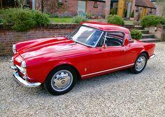 1960 Alfa Romeo 101 Series Giulietta Spider for sale