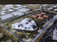TIL: Nvidia developed VR to simulate and design its $370 million headquarters in Santa Clara California