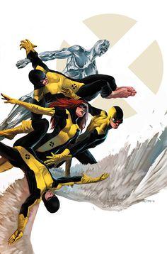 X-Men - First Class by Marko Djurdjevic