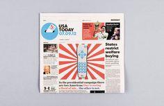USA Today Rebrand - Hello Melissa
