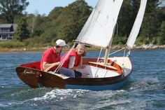 The Paine 14 - A Herreshoff – inspired daysailor - Chuck Paine ...