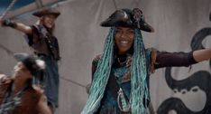 Story Characters, Face Characters, Disney Descendants 2, Harry Hook, China Anne Mcclain, Virgo Girl, Disney Presents, Amazing Gifs, Captain Hook