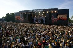 Gurten Festival Bern - Musikfestival